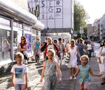 Muzea wychodzą na spacer – wspólna zabawa