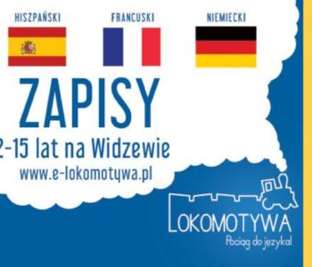 Zajęcia językowe - zapisy 2020 - 2021