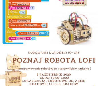Programowanie z LOFI - warsztaty weekendowe