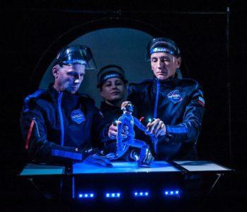 Premiera spektaklu: Ile waży jabłko na Marsie?