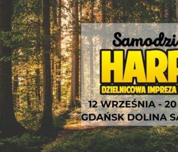 Samodzielny Harpuś - Dzielnicowa impreza na orientację: Gdańsk Dolina Samborowo