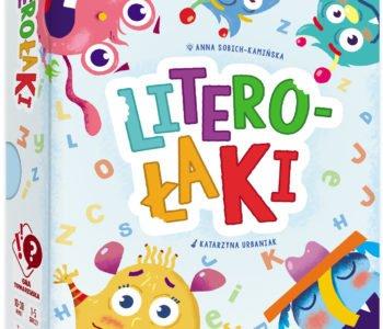 Literołaki – gra edukacyjna dla dzieci
