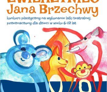 Konkurs plastyczny: Zwierzyniec Jana Brzechwy