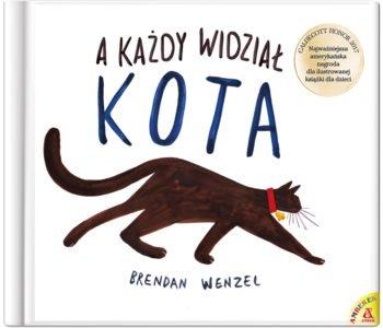 A każdy widział kota – nowe wydanie unikatowej książki