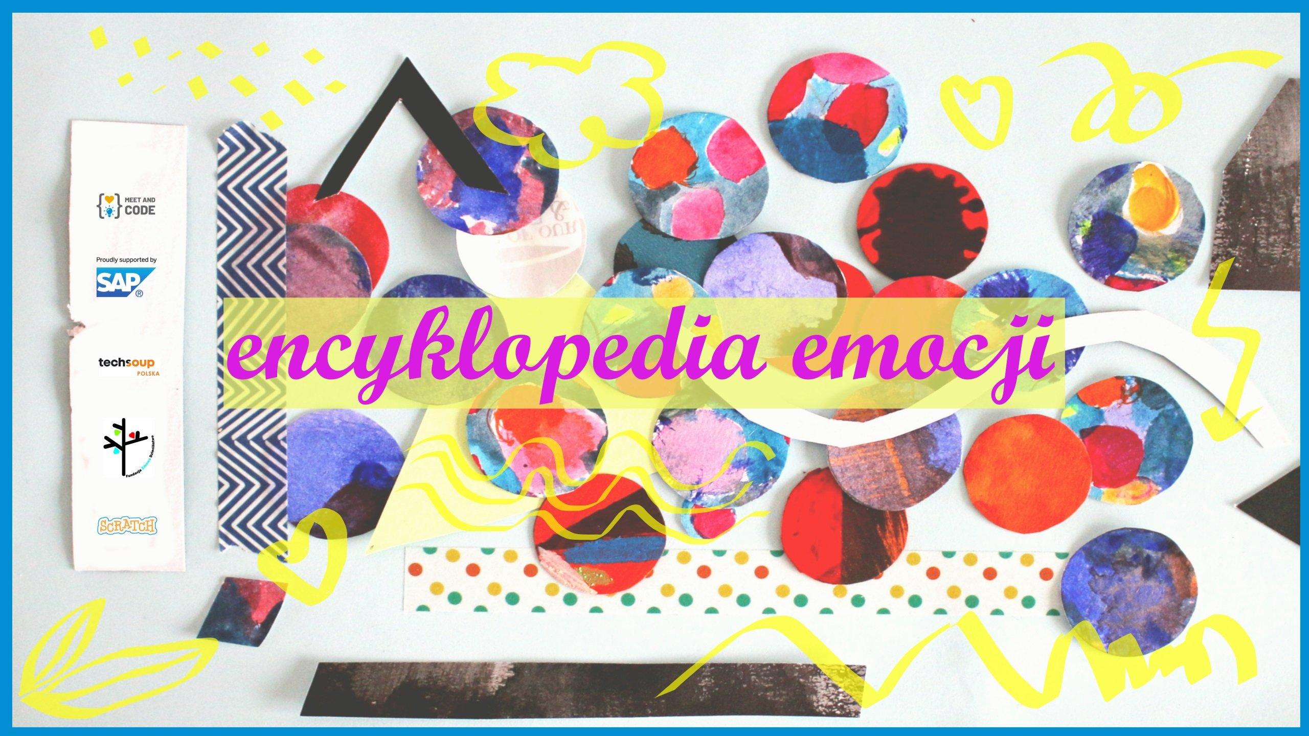 Encyklopedia emocji - warsztaty online