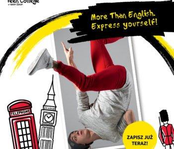 Angielski i native speaker dla młodzieży 12-18 lat