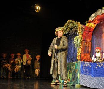 Bajkowy poranek teatralny: Królewna Śnieżka