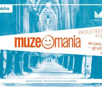Muzeum Krakowa zaprasza: Muzeomania 2020 dla dzieci i młodzieży