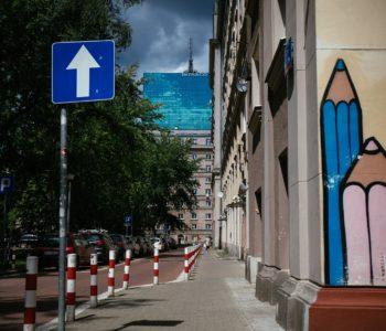Projekt Muranów – architektoniczne warsztaty rodzinne z Muzeum POLIN