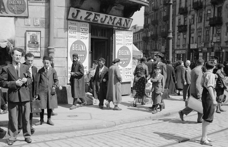 Na zakupy! Do przedwojennej Warszawy – warsztaty rodzinne z Muzeum POLIN