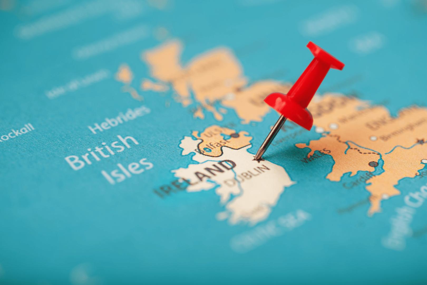 Odkryj Irlandię z native speakerem! - bezpłatna lekcja zapoznawcza