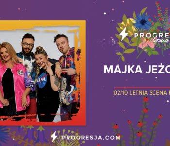 Koncert Majki Jeżowskiej na Letniej Scenie Progresji!