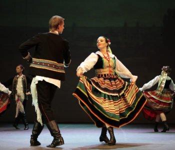 Weekend z folklorem. Poligrodzianie w Szreniawie - pokazy