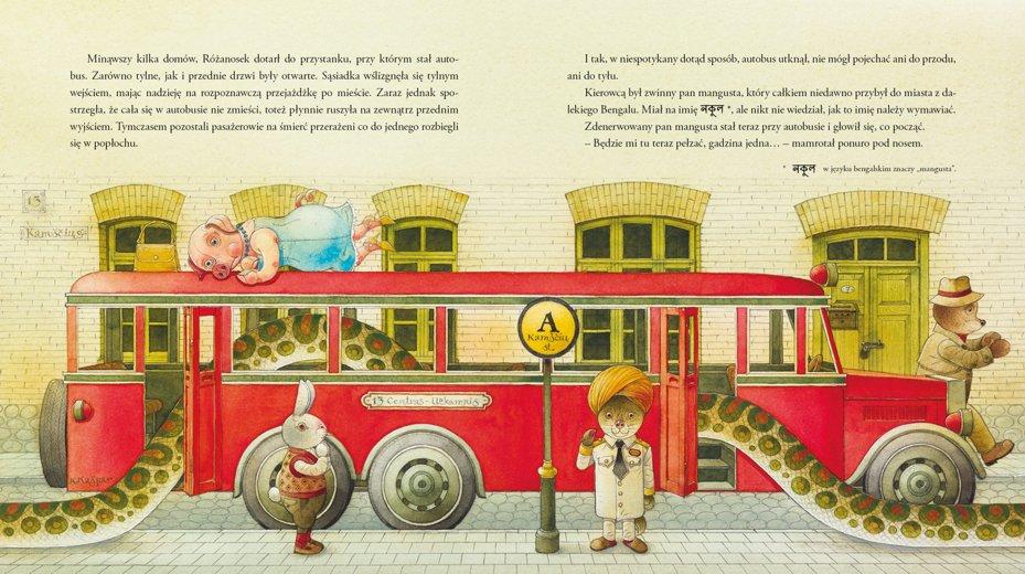 Długaśna sąsiadka - zabawna i ciepła książka dla dzieci