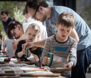 Stolarka dla Dzikich Dzieci – warsztaty twórcze w Muzeum POLIN