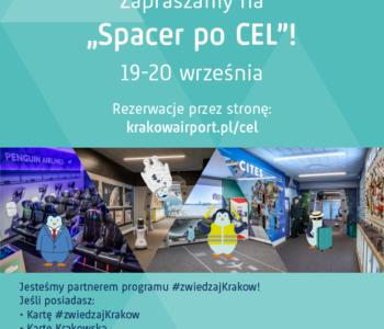 Centrum Edukacji Lotniczej uchyla drzwi: Spacer po CEL