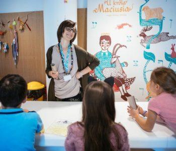 TISZ Festiwal: Warsztaty rodzinne Mirabelka. Opowieść prawdziwa