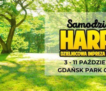 Samodzielny Harpuś - Dzielnicowa impreza na orientację: Park Oruński