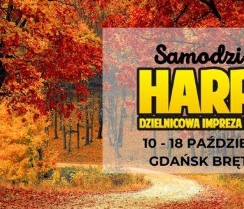 Samodzielny Harpuś - Dzielnicowa impreza na orientację: Brętowo