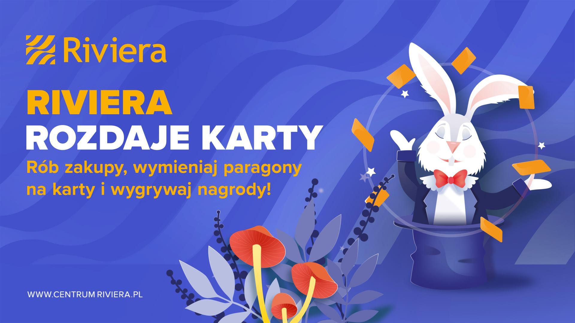 7. urodziny Centrum Riviera - w krainie czarów!