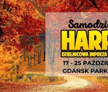 Samodzielny Harpuś – Dzielnicowa impreza na orientację: Park Zaspa