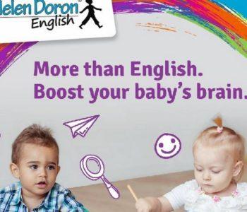Dodatkowe grupy dla 2, 3 i 4-latków - j. angielski metodą Helen Doron