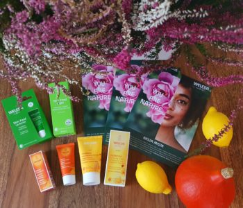 Jesienny konkurs z zestawami kosmetyków firmy Weleda dla całej rodziny!