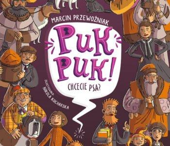 Puk, Puk! Chcecie psa? – Książka dla dzieci