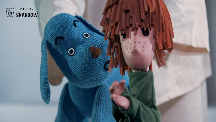 Filmowi twórcy w teatrze lalek online dla dzieci