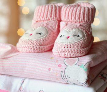 Akcesoria dla niemowląt – ubranka