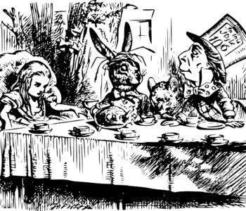 Alicja w Krainie Czarów - quiz z lektury