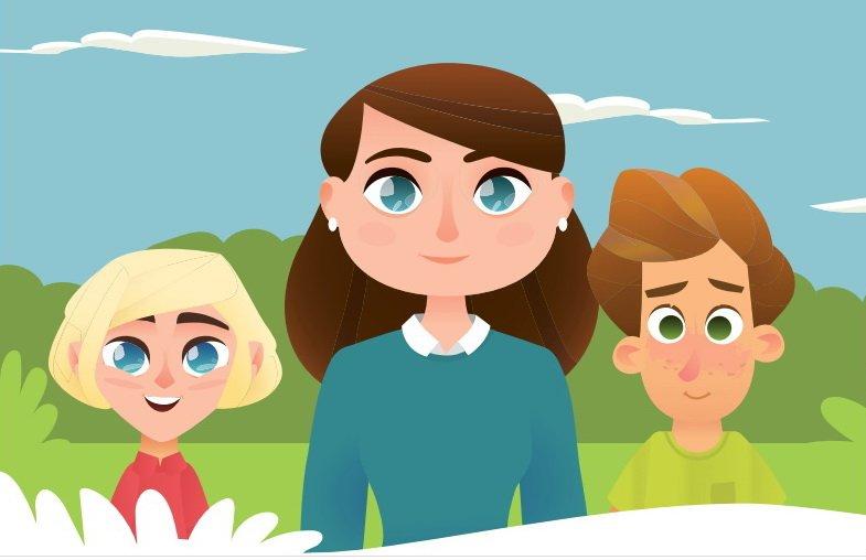 Bajki terapeutyczne do czytania dzieciom za darmo, bajka o złości i innych emocjach