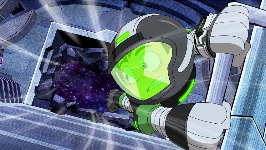 Ben 10 wybiera się w kosmos! Premiera nowego filmu na Cartoon Network