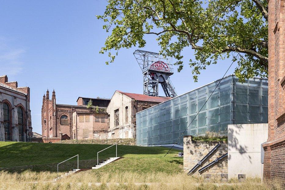 Byzuch u Ferdynanda, czyli industrialny spacer po Muzeum Śląskim. Katowice