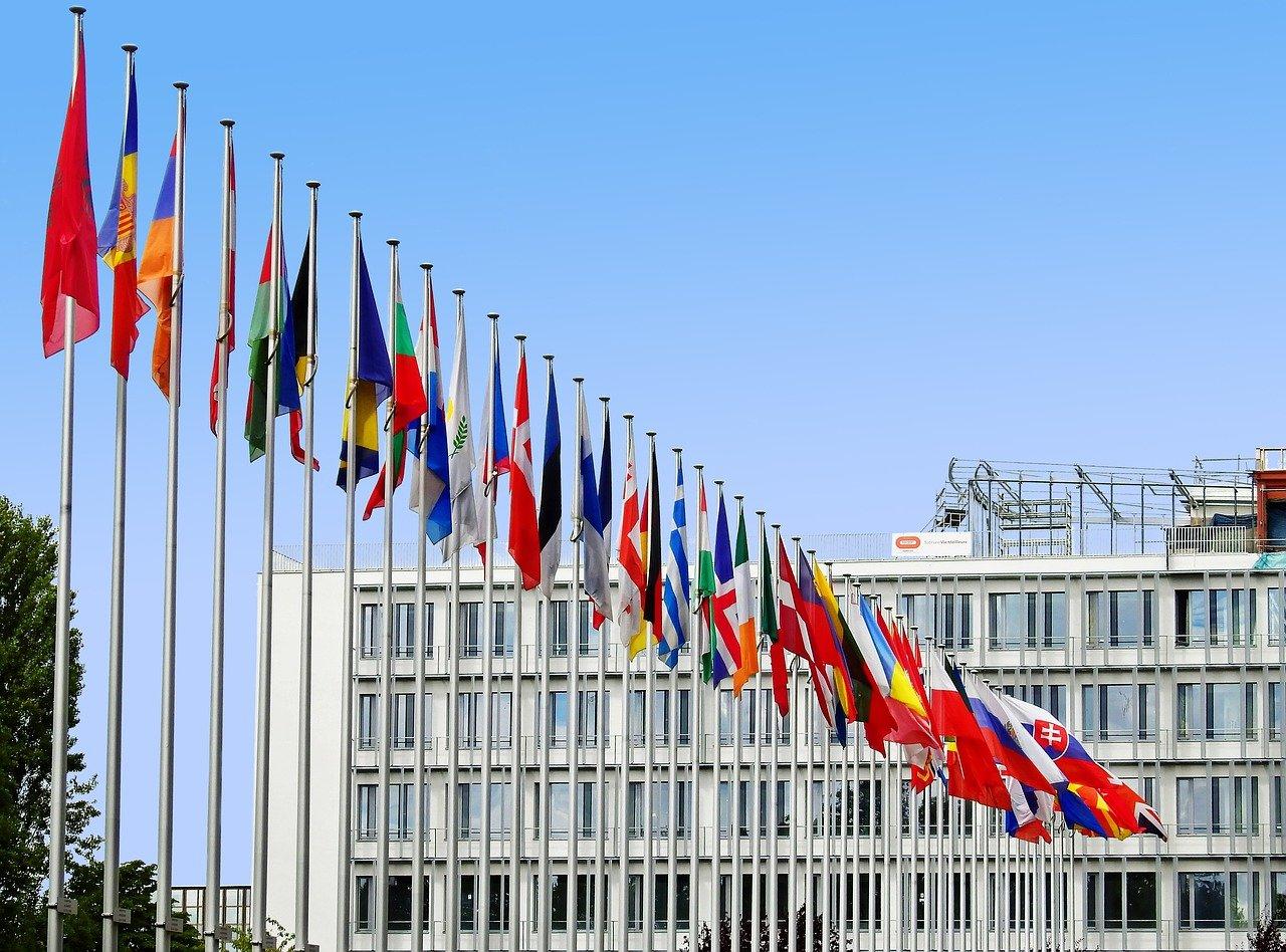 Flagi Europy - quiz
