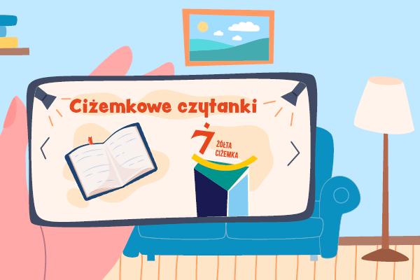 Ciżemkowe czytanki w wersji filmowej od piątku w Bibliotece Kraków