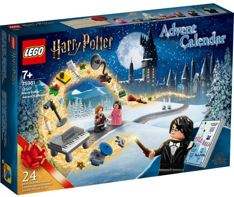 kalendarz adwentowy Lego Harry Potter