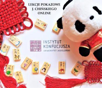 Lekcje pokazowe j. chińskiego dla dzieci i młodzieży online