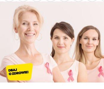 Bezpłatne badania mammograficzne przed VIVO! Piła