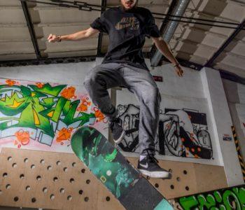 Sekcje sportowe - Skatepark Baza54 - rolki, hulajnoga, deskorolka