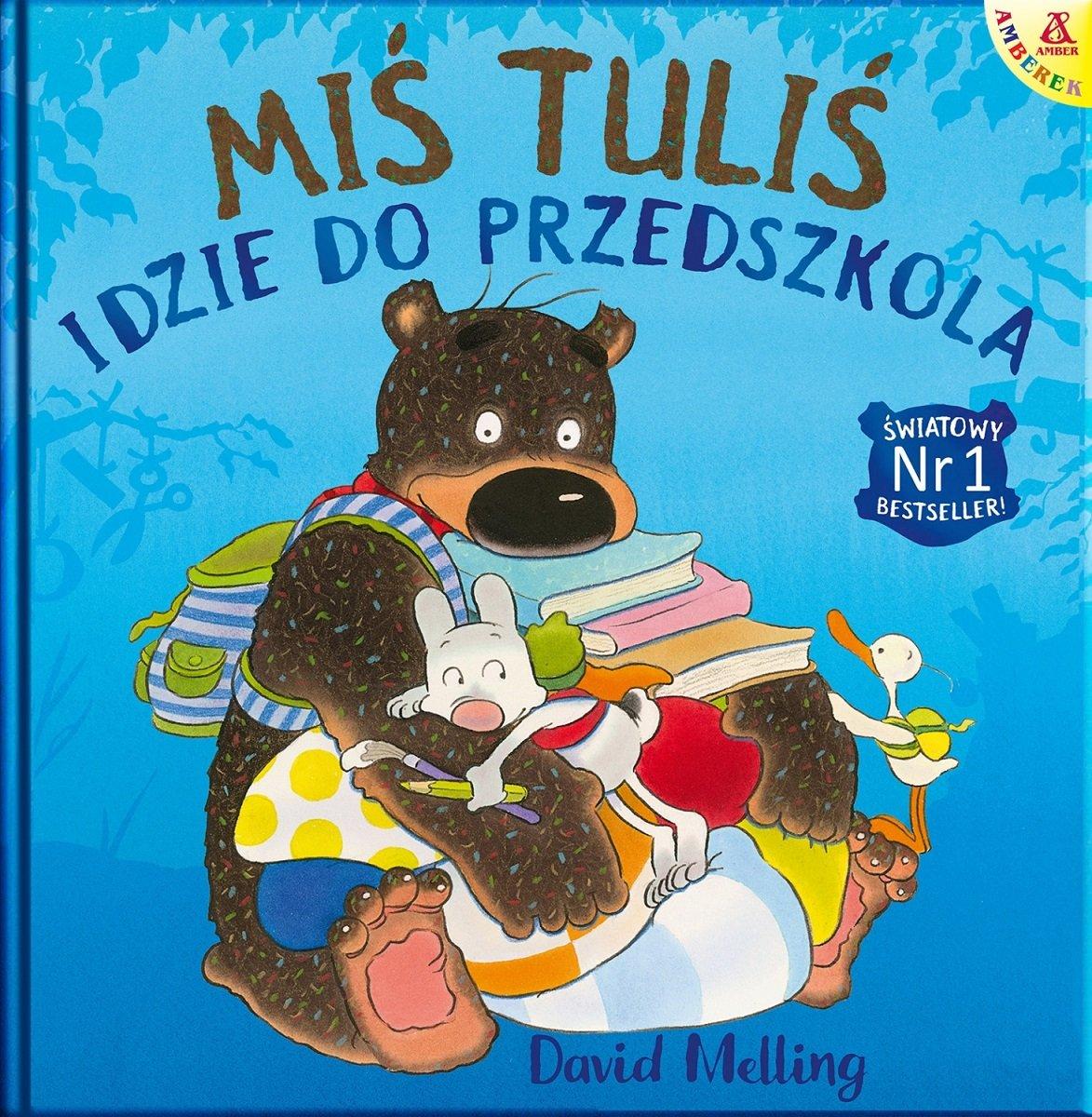Miś Tuliś idzie do przedszkola - nowe wydanie