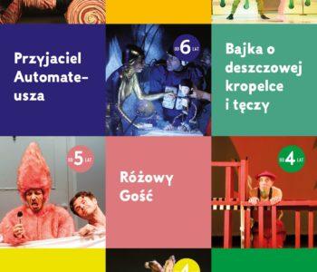 Październik w Teatrze Lalek Guliwer