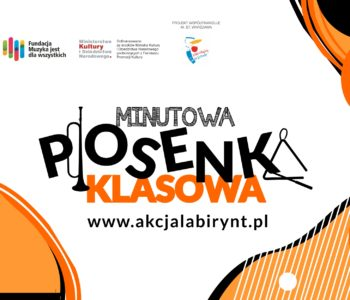 Ogólnopolski konkurs Minutowa Piosenka Klasowa 2020