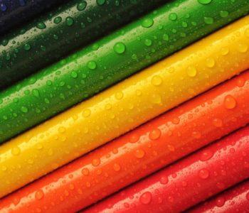 Jakiego koloru jest…? Quiz dla najmłodszych – kolory