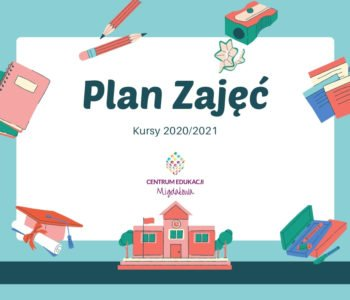 Start Zajęć w Centrum Edukacji Erudikon