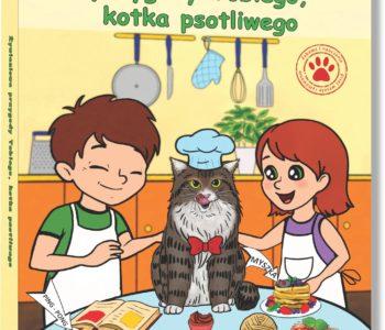 Przygody Tobiego, kotka psotliwego – książka dla dzieci