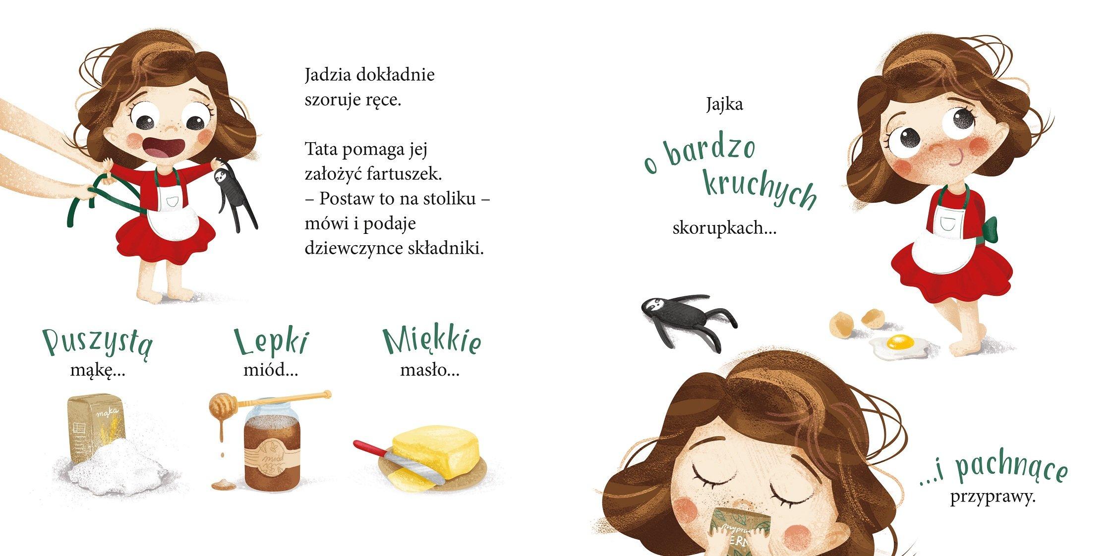 Jadzia Pętelka piecze pierniki - premiera książki