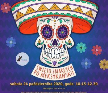Día de los Muertos. Święto Zmarłych po meksykańsku