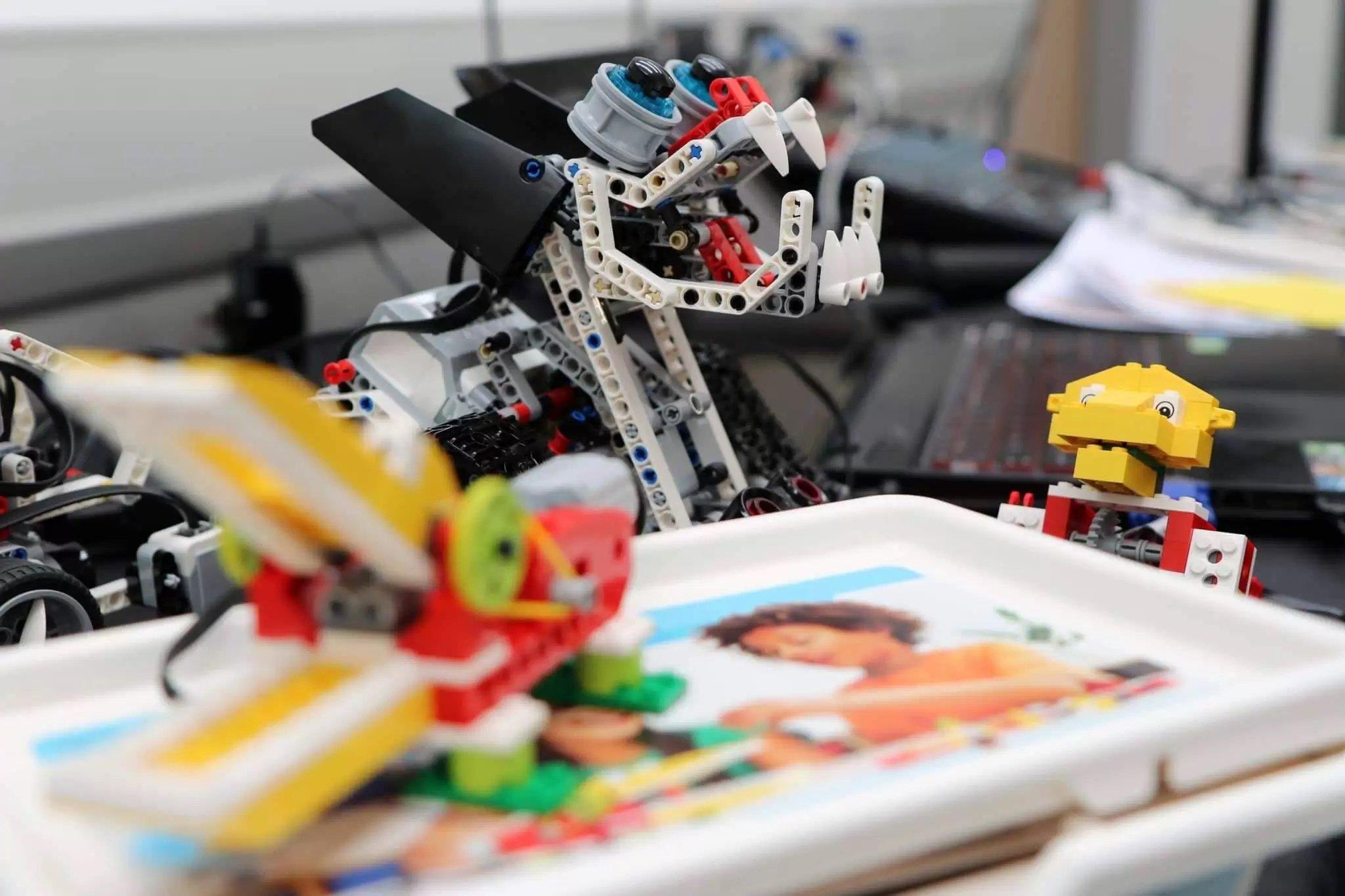 Warsztaty Wprowadzające na zajęcia robotyki