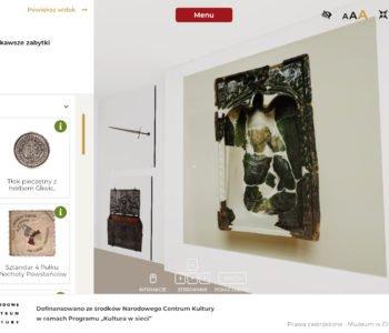 Warsztaty on-line: Twoja wirtualna wystawa - wprowadzenie dla grup szkolnych